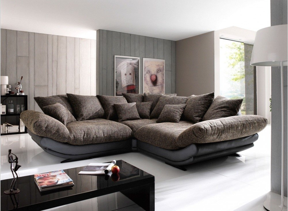 Wonderful Extra Large Sectional Sofa — Home Design .