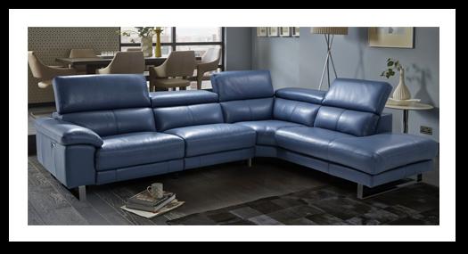 Leather Modular Sofas