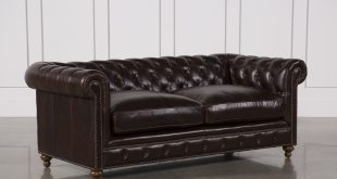 Mansfield 86 Inch Cocoa Leather Sofa (Qty: 1) has been successfully added  to your Cart.