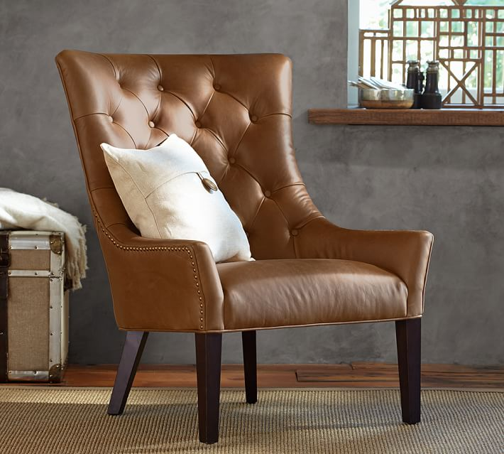 Leather Furniture Armchairs
