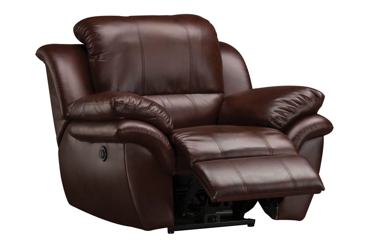 Blair Leather Power Recliner from Gardner-White Furniture