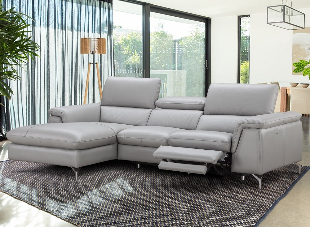 Serena Sectional with Recliner