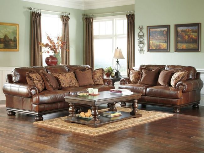 LEATHER SOFA COUCH LOVESEAT SET LIVING ROOM. Price: $2,925.74. Image 1