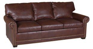 Classic Leather Larsen Sofa Sleeper 58-72