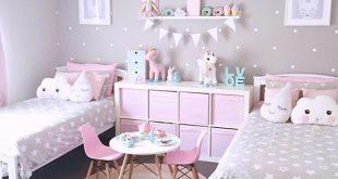20 Creative Girls Bedroom Ideas for Your Child and Teenager   Sydney Room    Pinterest   Girl room, Girls bedroom and Kids bedroom