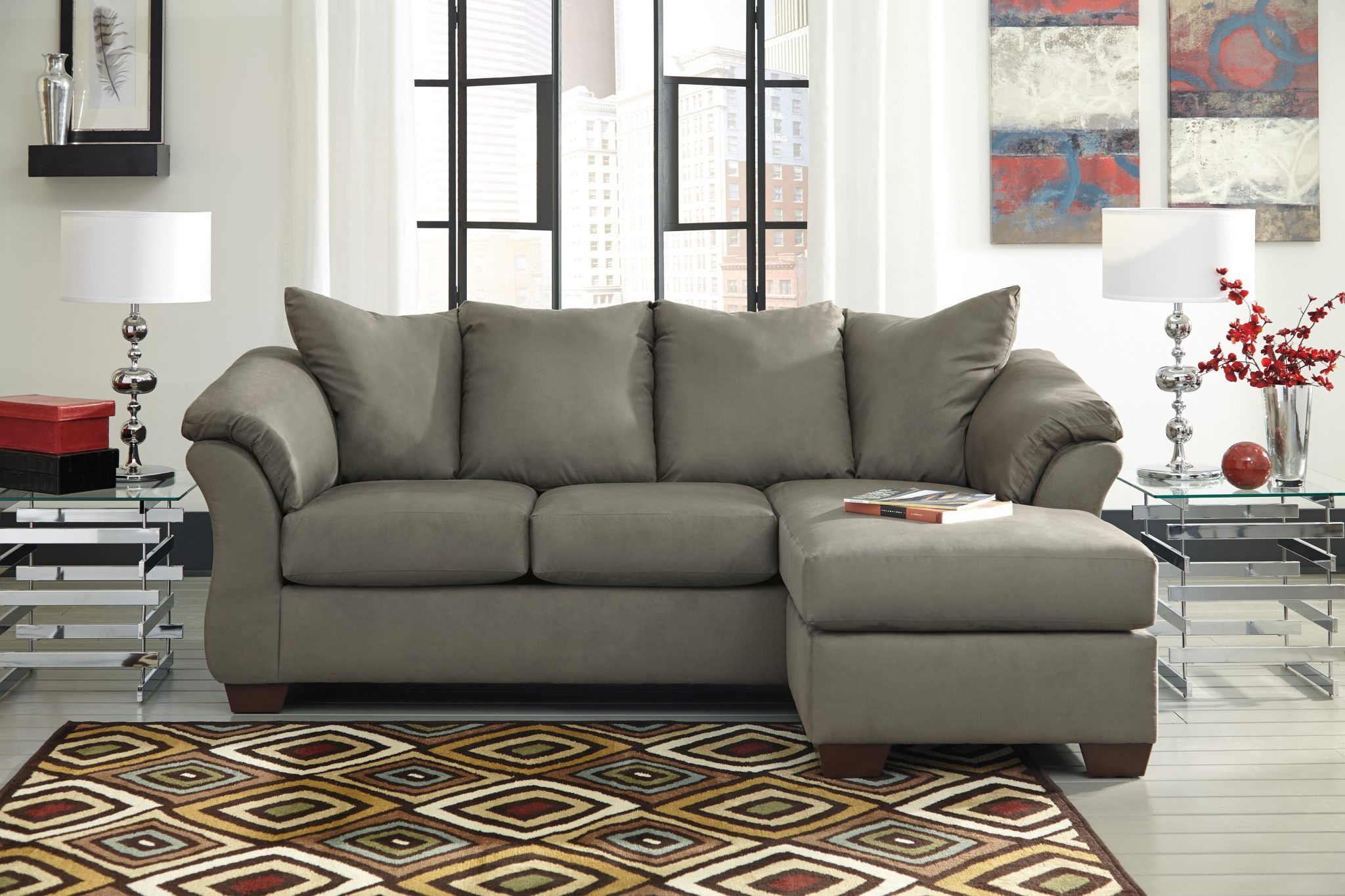 Ashley 750 Darcy Sofa Chaise