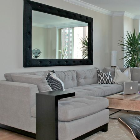 4 Guidelines to Using Mirrors as the Focal Point of a Room