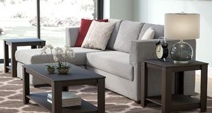 Streator 3 Piece Coffee Table Set