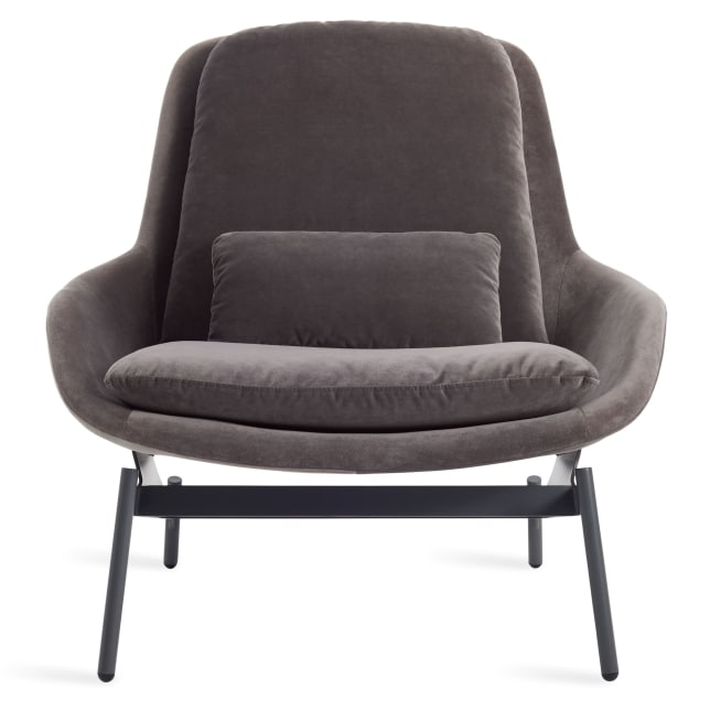 Field Velvet Lounge Chair