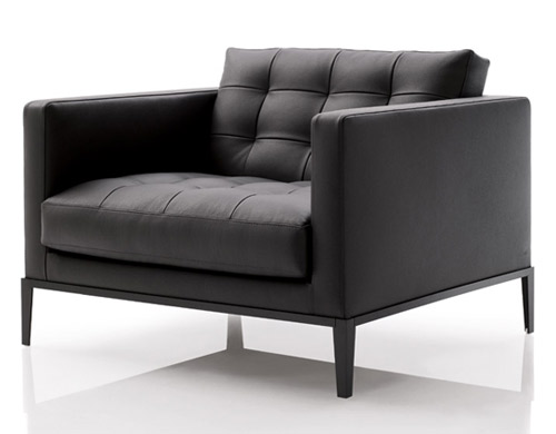 Ac Lounge Chair. by Antonio Citterio, from B&B Italia