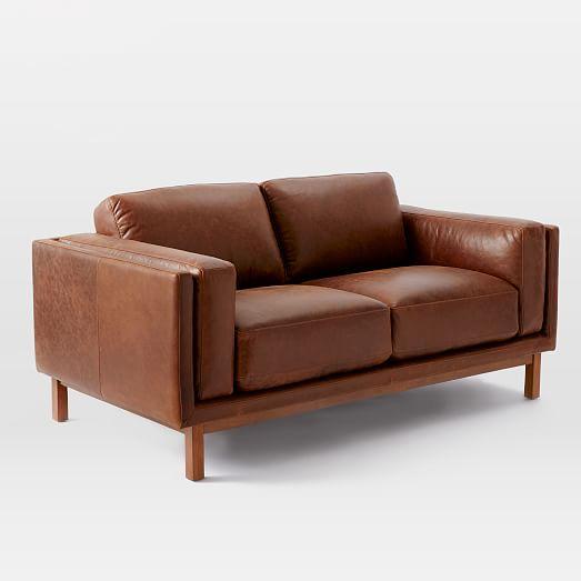 Loveseat Leather