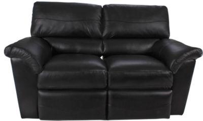 La-Z-Boy Reese 100% Leather Reclining Loveseat