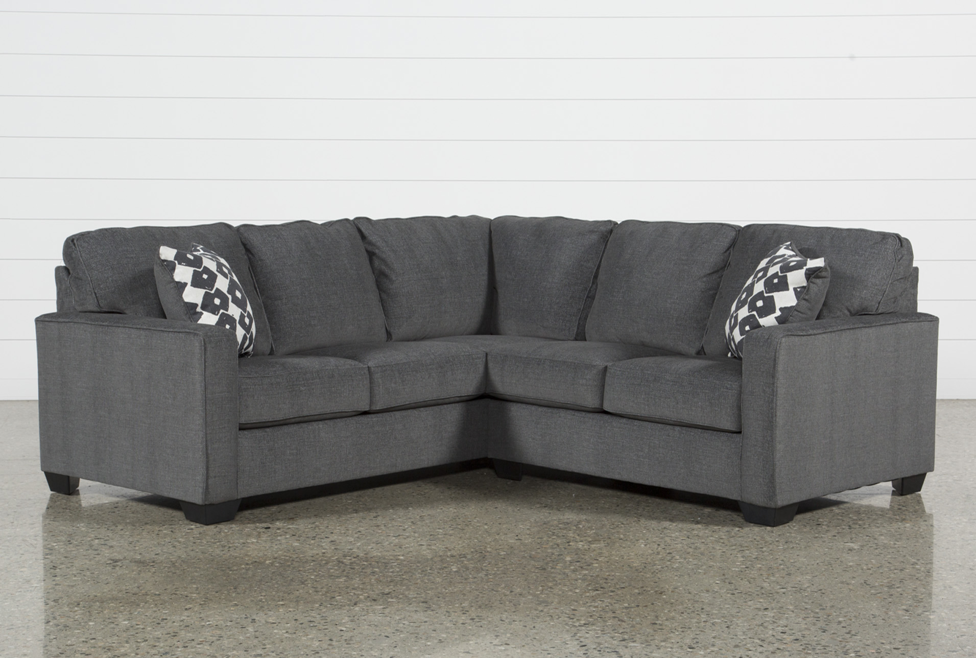 Turdur 2 Piece Sectional W/Raf Loveseat (Qty: 1) has been successfully  added to your Cart.