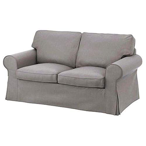 The Ektorp Two Seater Sofa Bed Cover Replacement IS Custom Made For Ikea  Ektorp 2 Seater