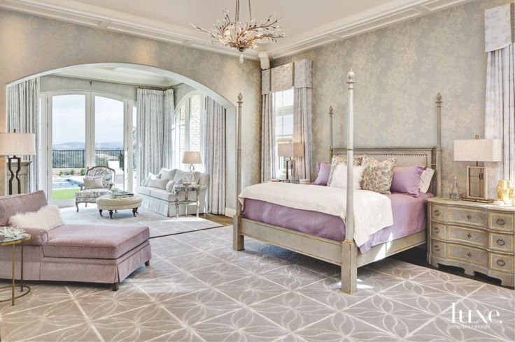 10 Luxury Bedroom Ideas: Stunning Luxury Beds in Glamorous Bedrooms