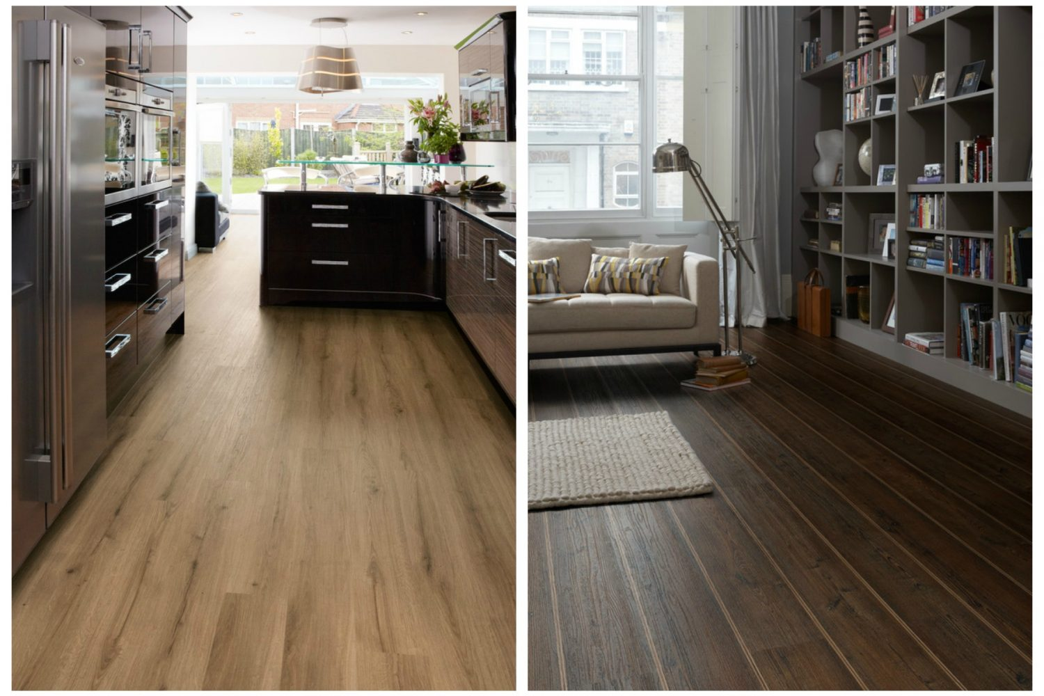 Luxury Vinyl Tile Flooring. «