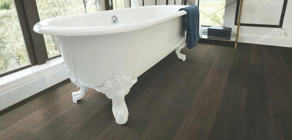 Can Vinyl Flooring Be Used In A Bathroom?