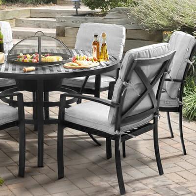 Cast Aluminium Garden Furniture for Relaxing u2013 Decorifusta