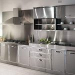 Metal Kitchen Cabinet