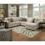 Microfiber Sectional Sleeper Sofa