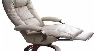 Image of: Modern Recliner Chair for Bad Backs
