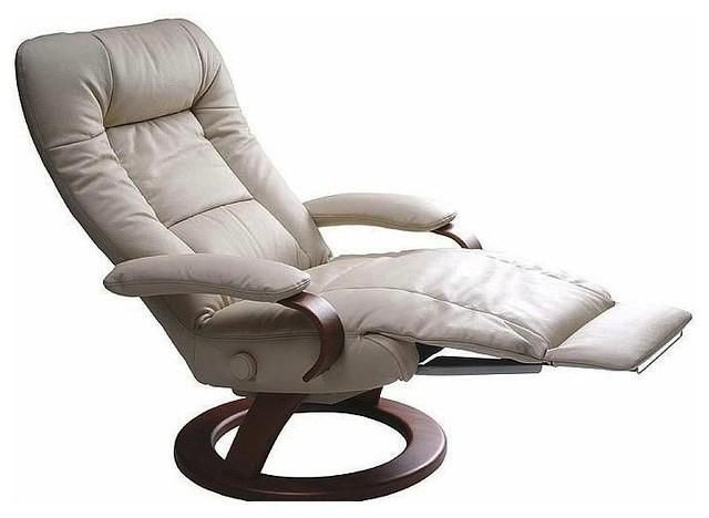 Image of: Modern Recliner Chair for Bad Backs