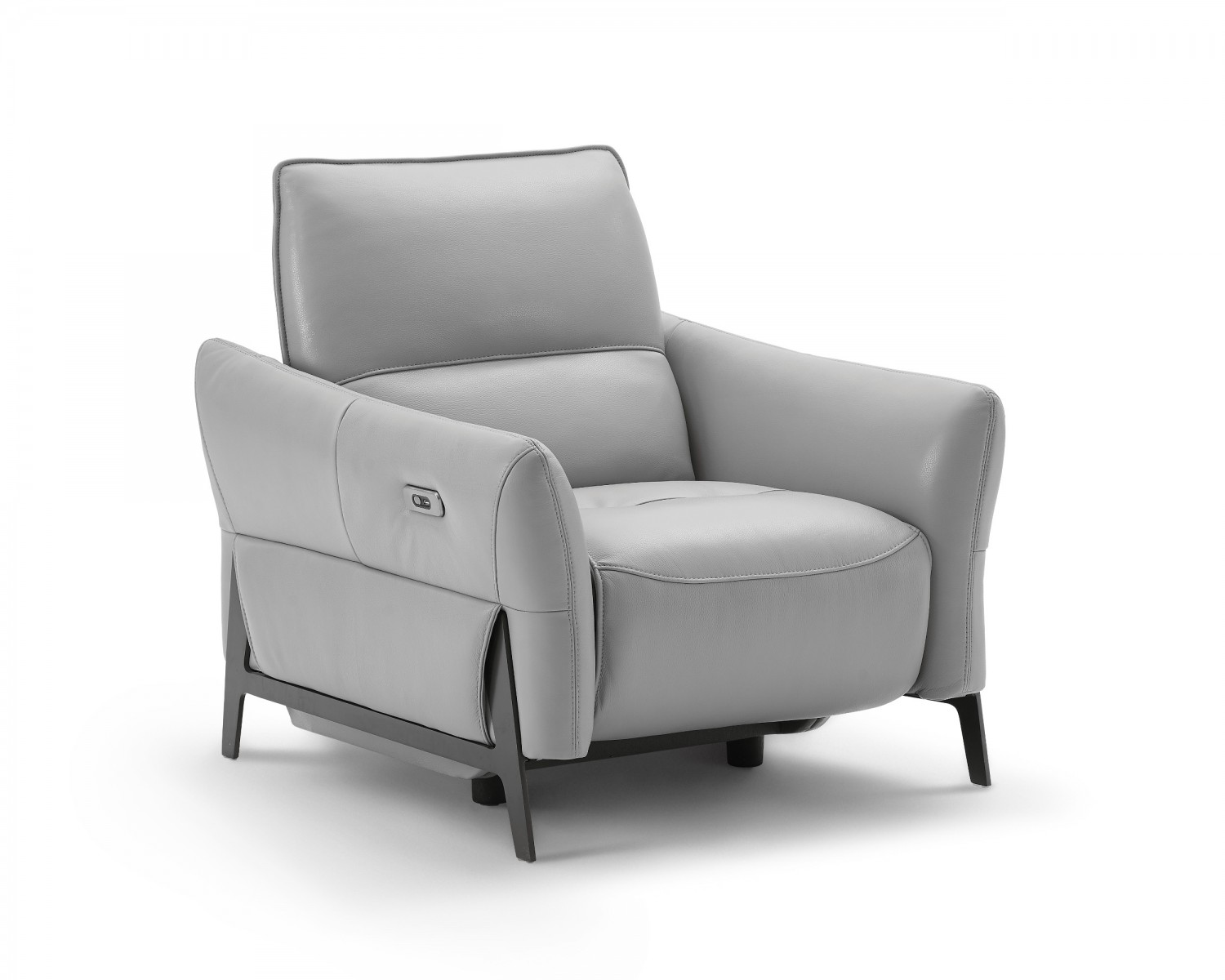 Silas Modern Recliner Armchair | Creative Furniture, $2,000.00, Creative  Furniture, Light Grey