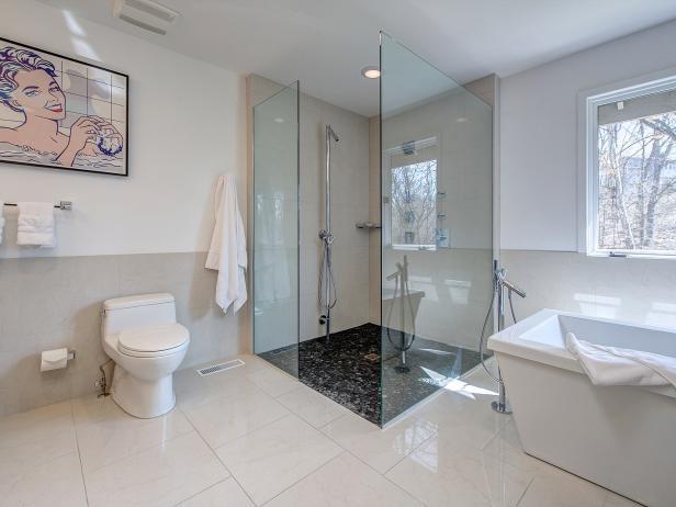 Modern Bathroom Design Ideas with Pictures | HGTV