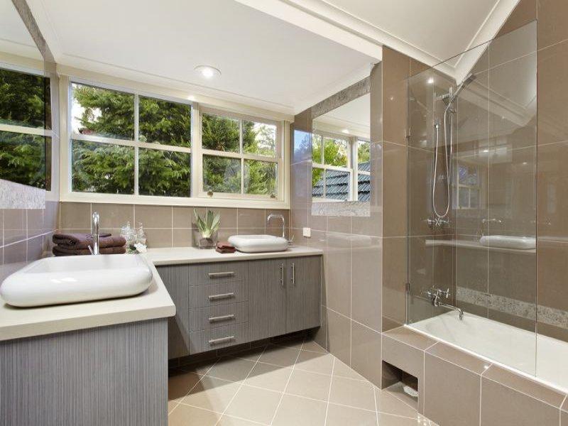Sunlight Bathroom