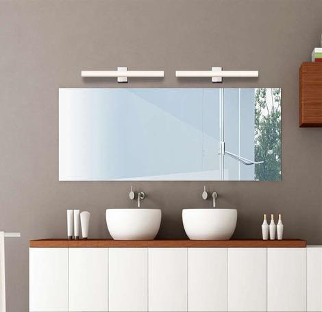 Tubo Slim Bathroom Vanity Light by Sonneman