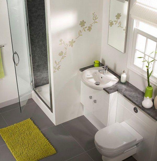 Modern Bathroom Sets from Ambiance Bain