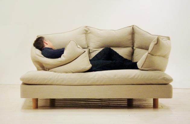 The Most Comfortable Couch Ever!