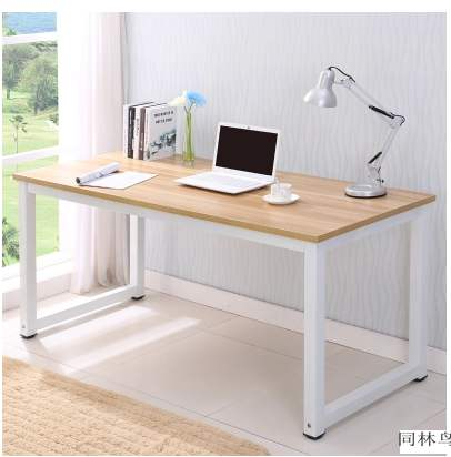 MATE BIRDS Simple modern computer desk table small office office writing  desk