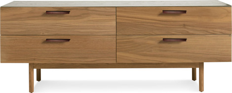 Additional view of Shale 4-Drawer Dresser