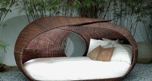 modern garden furniture   Living Blog