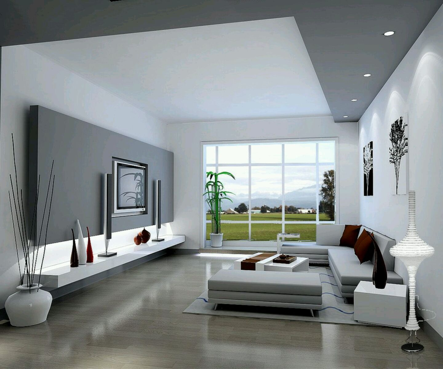 modern interior design ideas for living rooms with regard to Residence  intended for Invigorate Living Room