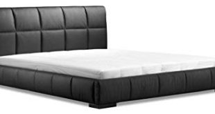 Image Unavailable. Image not available for. Color: Modern Contemporary King  Size Bed