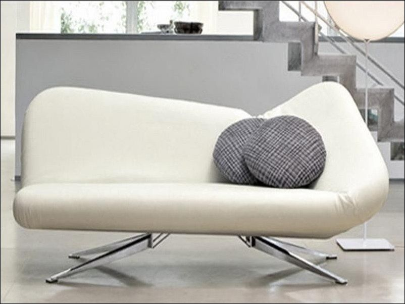 modern loveseat for small spaces 10