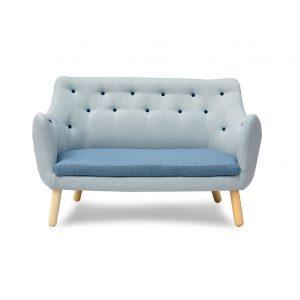 Enjoy The Stylish Modern Loveseat For Living Room Design: Modern Loveseat  And Mid Century Modern