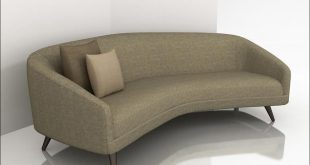 modern loveseat for small spaces 21