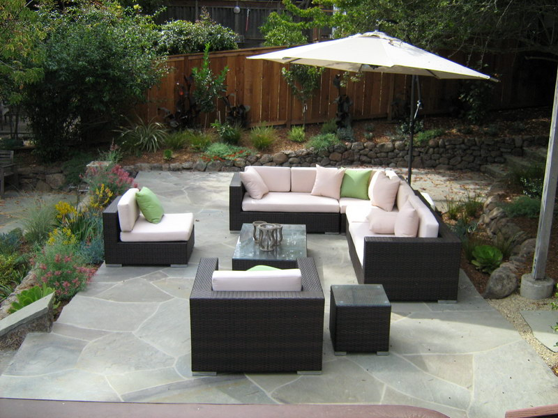 Popular Modern Patio Furniture
