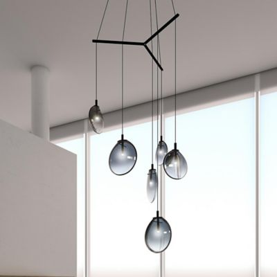Multi-Light Pendants · Pendant Lighting Crystal Pendants