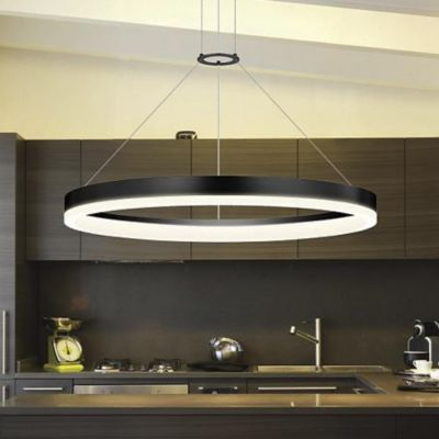 Contemporary · Pendant Lighting Transitional