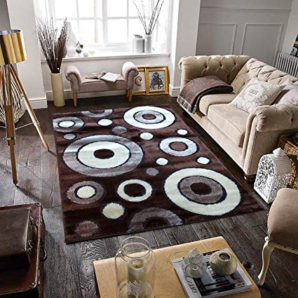 Gloria Rug Super Soft Indoor Modern Shag Rug Silky Smooth Rugs Fluffy Shaggy  Area Rug -