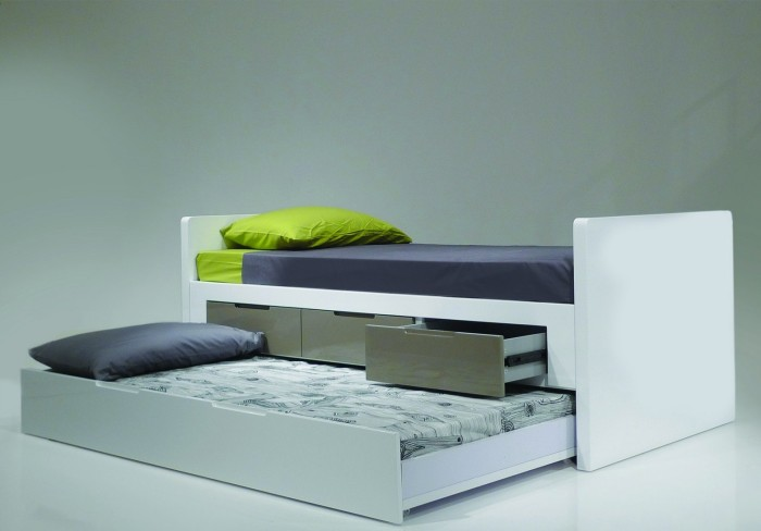 Must See Modern Trundle Beds Perfect For Small Spaces Inside Prepare