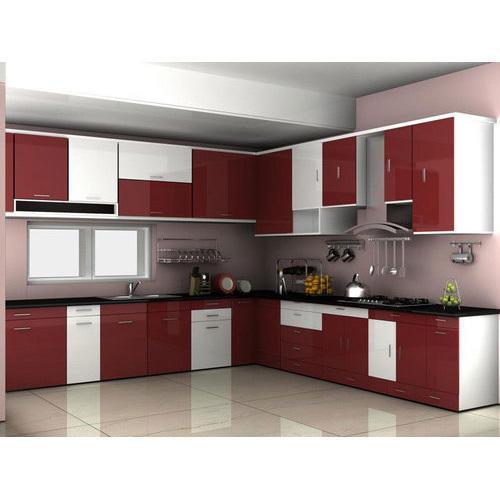 FRP Home Modular Kitchen