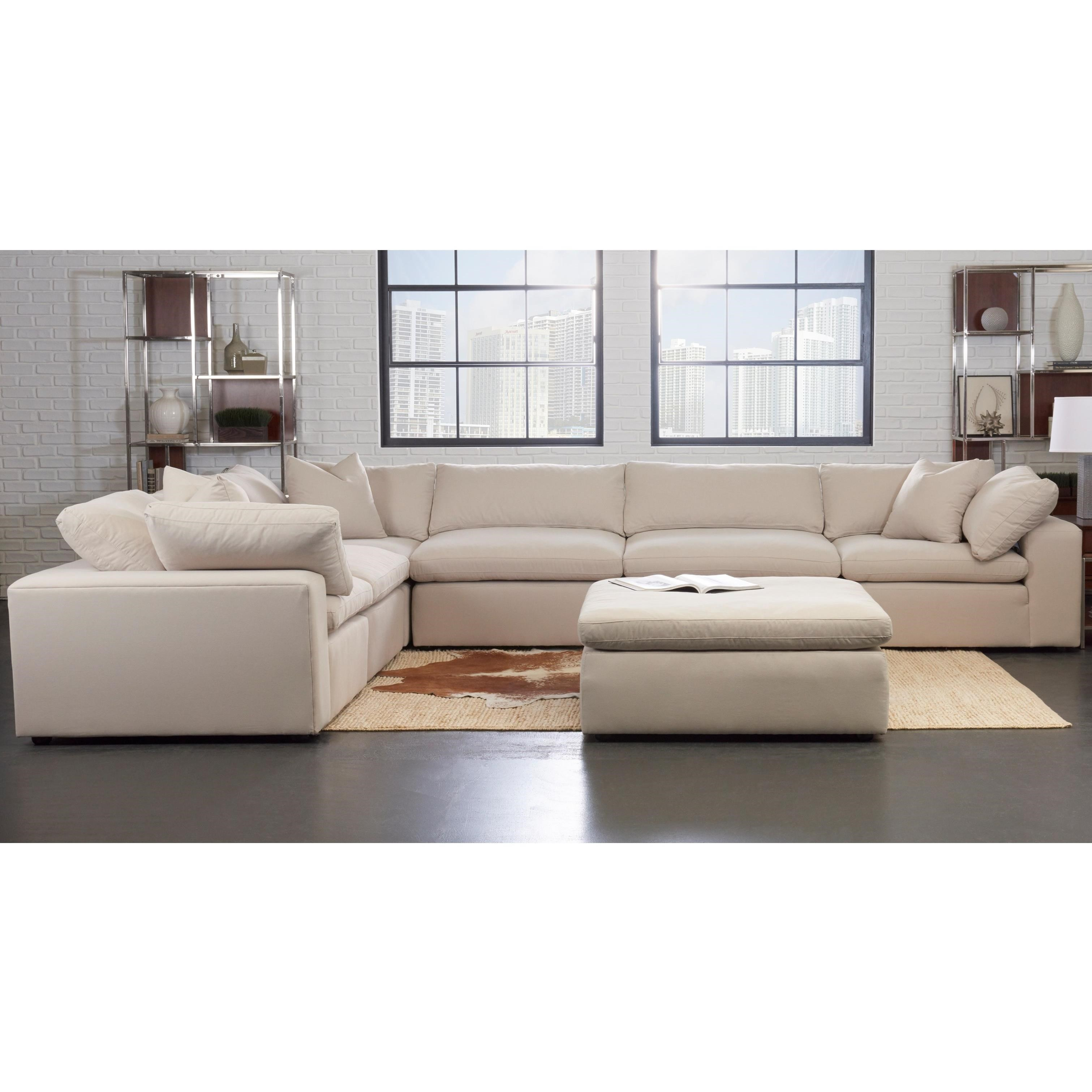 Klaussner MontereyModular Sectional Sofa