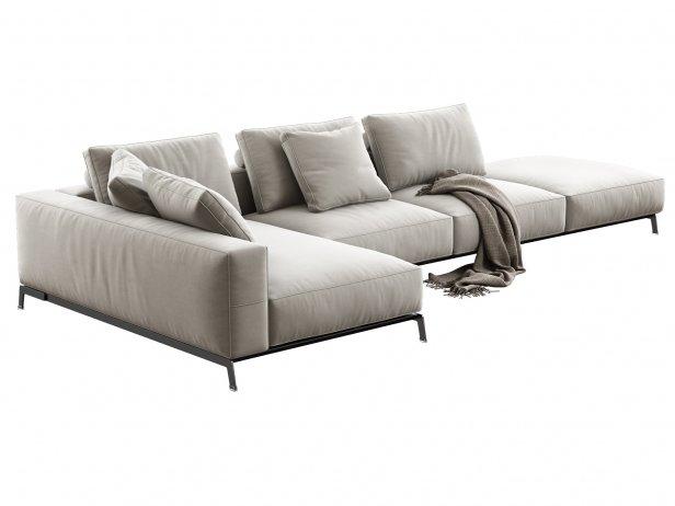 Ettore Modular Sofa 1