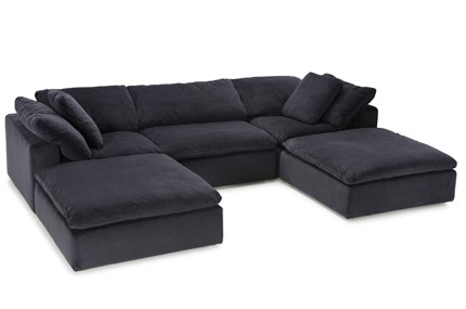 Seatcraft Heavenly Media Lounge Sofa