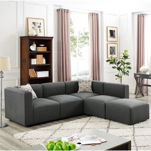 Alfreda Reversible Modular Sectional